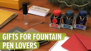 Gifts For Fountain Pen Lovers