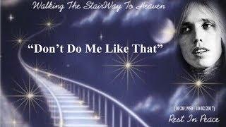 Don't Do Me Like That (w/lyrics)  ~  Tom Petty & The Heartbreakers