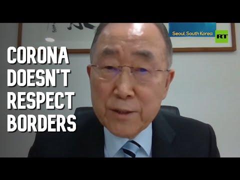 Ban Ki-Moon: Corona respects no borders | Going Underground