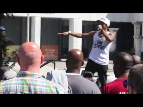 ATL HIP HOP DAY Featured Inspirational Rapper I AM JUSTIFIED