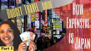 How Expensive is Japan 🇯🇵  How To Travel Japan Cheap
