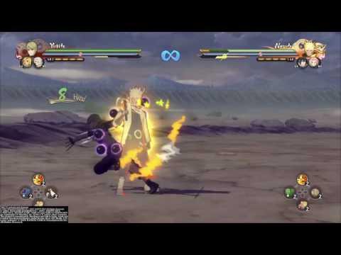 BUG REPORTS :: NARUTO SHIPPUDEN: Ultimate Ninja STORM 4
