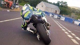 1000cc⚡Slippy☘️Drying Street Circuit✔️ Armoy Road Races - N.Ireland  . (Type Race, Isle of man TT)