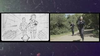 Storyboard to Film Comparison - Z Investigation