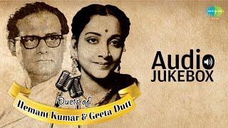 Best Of Geeta Dutt & Hemant Kumar Duets | Classic Romantic Songs | Audio Jukebox