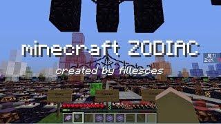 Minecraft】「ZODIAC」ゆっくり1人が異世界冒険へ 最終回「十二の星と最後の魔法」