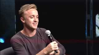 Том Фелтон, Calgary Expo 2014: Spotlight on Tom Felton