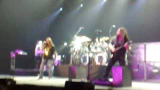 Dream Theater's first live performance of song A Nightmare To Remember!