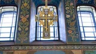 Христос Воскресе! Хвалебные гимны воспойте!