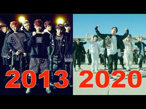 BTS TITLE TRACKS // 2013-2020 BTS的主打歌歷程 // 2013-2020