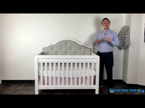 Pali Cristallo Convertible Crib Collection