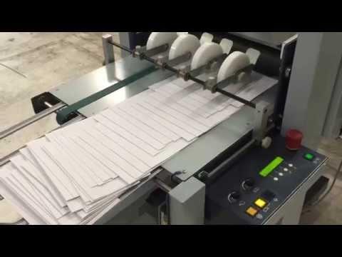 Horizon press for folder PST-40 - LA-POSTPRESS #21009