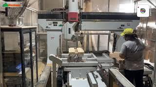 MÁY CNC 3D 5 axis WOODMASTER   MÁY CNC CHUYÊN GIA CÔNG CHI TIẾT KHOAN CẮT ĐA PHƯƠNG, BỀ MẶT PHỨC TẠP