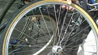 Bike Tire Guide - 700c x Hybrid / Cross - BikemanforU Tutorial