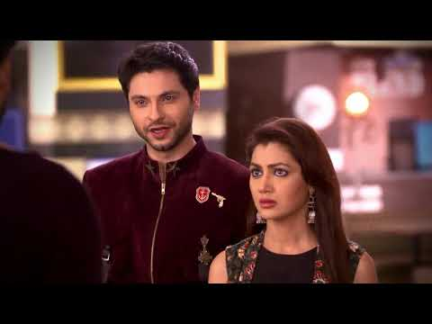 Kumkum Bhagya - Abhi gets stuck in lift - Episode 1109