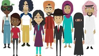 Мультфильм об экстремизме