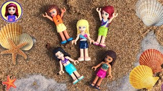 Beach Holiday in Australia  🏖 Lego Friends in the Big World