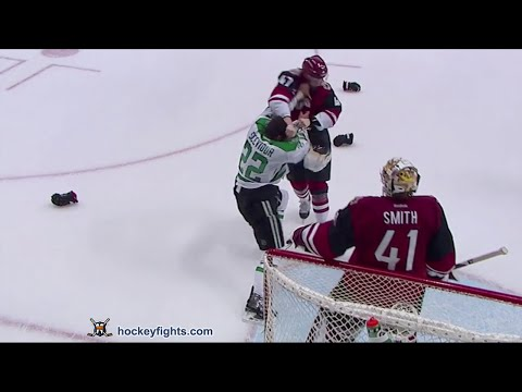 Colton Sceviour vs. Alex Grant