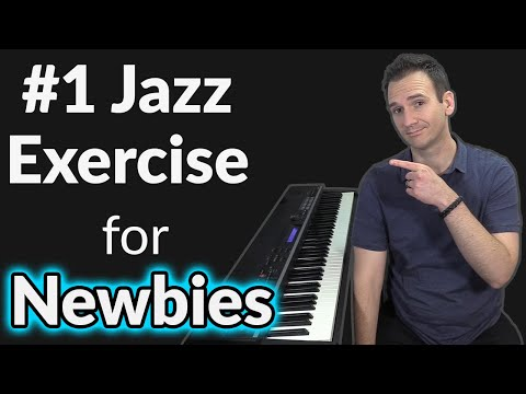 Play THIS exercise every day to master jazz piano