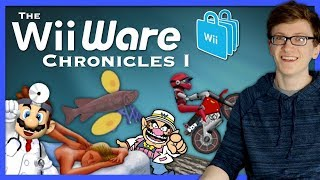 The WiiWare Chronicles I - Scott The Woz