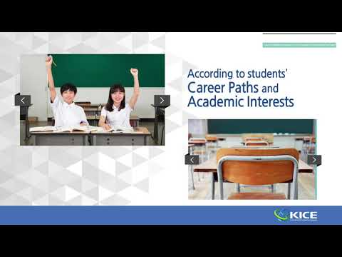 [KICE Video Report] What is the Standard of Course Completion in the High School Credit System? 동영상표지