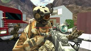 Counter Strike 1.6 Warface V2 Beta Gameplay