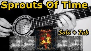 Sprouts Of Time - Angra (Solo Cover)