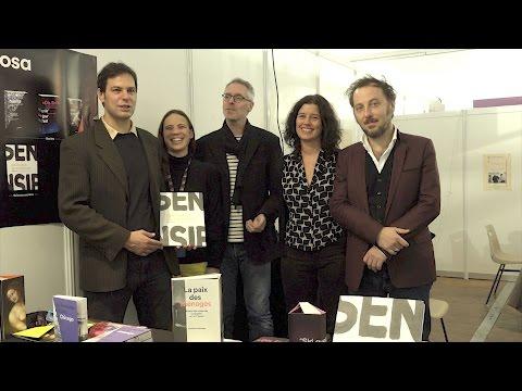 Clémentine Vidal-Naquet et Hervé Mazurel - Éditions Anamosa