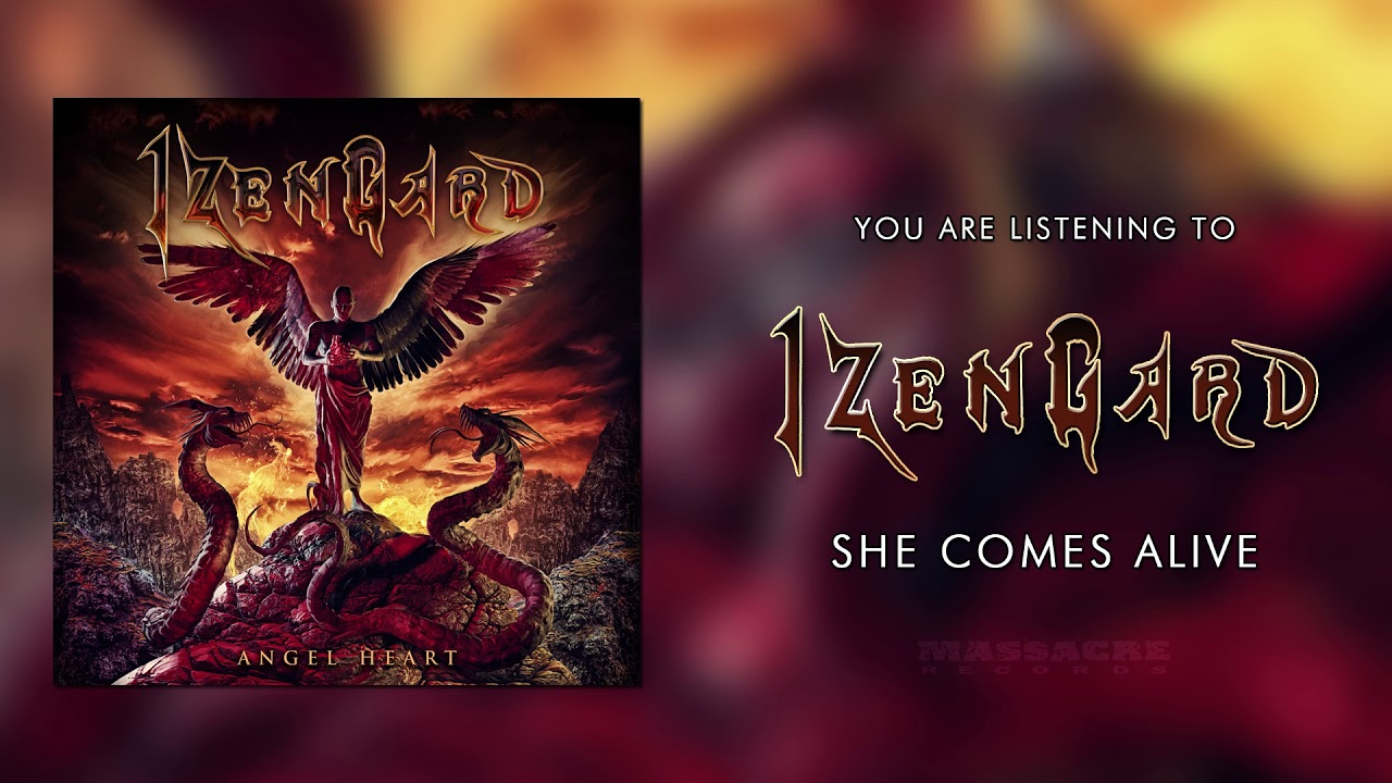IZENGARD / She comes alive