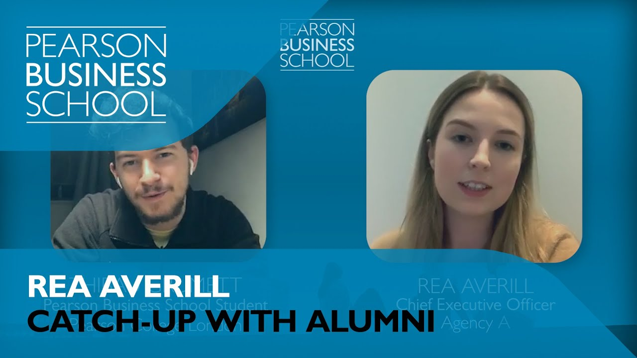 Catch-Up with Alumni: Rea Averill