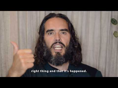Download Surviving A Breakup - Russell Brand Mp4 HD Video and MP3
