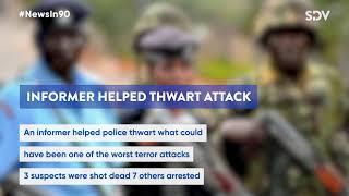 MUDAVADI: Visa ban led to the handshake; How informer helped thwart terror attack |NewsIn90