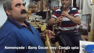 ARIX türküsü. Kemençede : Barış Özcan mey: Cengiz usta 05363471501