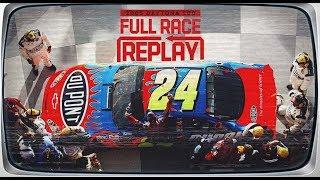 NASCAR Full Race Replay: 2005 Daytona 500