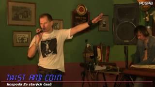 """Video Twist and Coin - Cubistic Cecilia (live Mohelnice - Hospoda """"Za"""