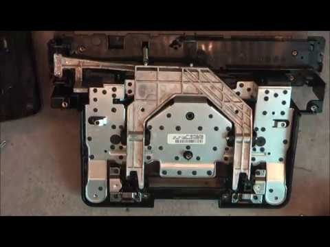HP laptop docking station teardown