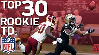 Top 30 Rookie Touchdowns from the 2017 Season | NFL Highlights