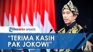 Presiden Kenakan Busana Adat Sabu Raijua saat Sidang Tahunan MPR, Bupati: Terima Kasih Pak Jokowi