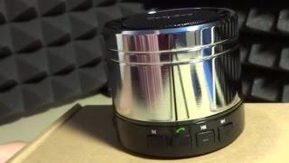 EASY ACC Bluetooth Lautsprecher im TEST - Was kann der kleine Brüll Zylinder...