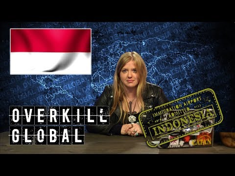 Indonesian Grindcore | Overkill Global Album Reviews