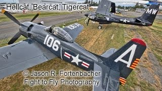 Grumman Ironworks - Hellcat and Tigercat and Bearcat - Oh My!