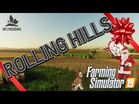 Rolling Hills and FS 19 bring out the best :: Farming Simulator 19