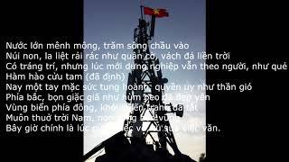 Núi Bài Thơ - nóc nhà vùng đất mỏ quảng ninh
