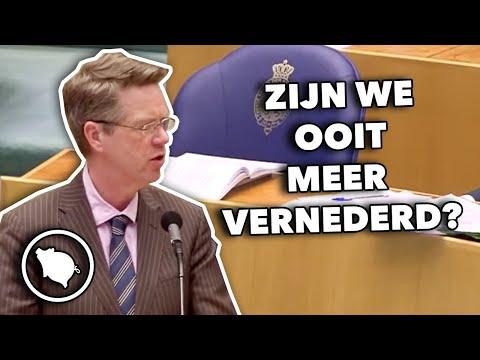 Rede van kandidaat-Kamervoorzitter Martin Bosma (PVV) over het 'deep shit moment'