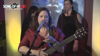"""Kathy Kelly Wohnzimmerkonzert """"Song of my Life"""""""