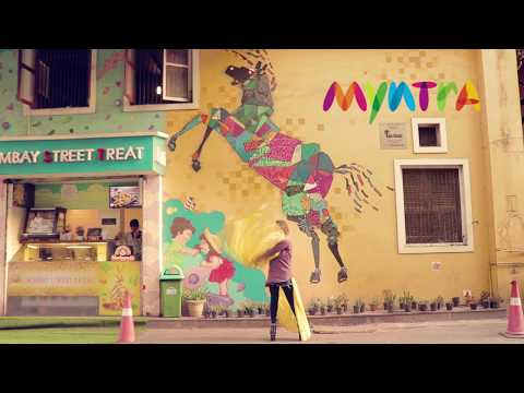 Myntra Ad by students