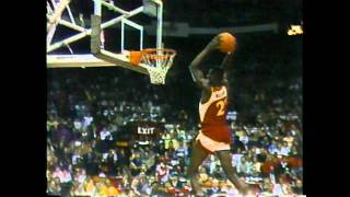 Best Dunks of the 1988 Slam Dunk Contest