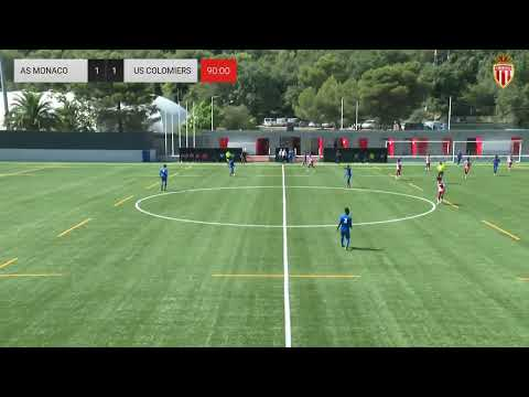FULL MATCH U19 : AS MONACO - US COLOMIERS