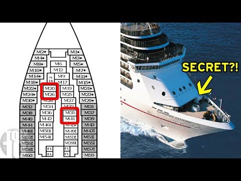 10 Secrets Cruise Ships Don't Want You To Know Mp3