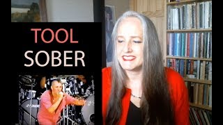 Voice Teacher Reaction To Tool   Sober LIVE 1993